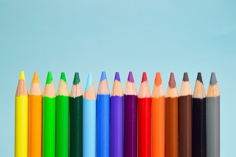 Colored Pencils Image