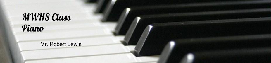 Class Piano Banner