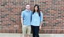 Brandywine Students: Wesley Watson and Janki Devdehara