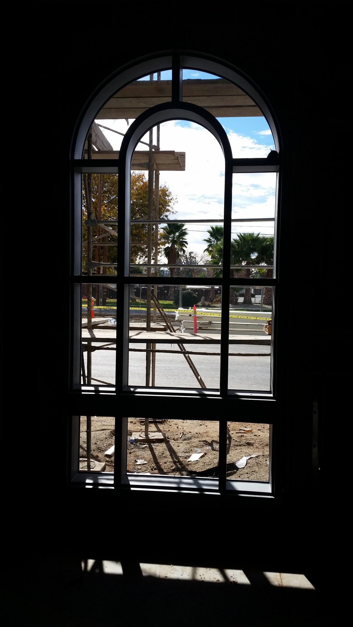 Building B Window