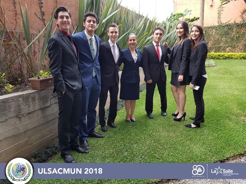 ULSACMUN 2018 Thumbnail Image
