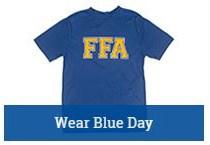 FFA Blue Day