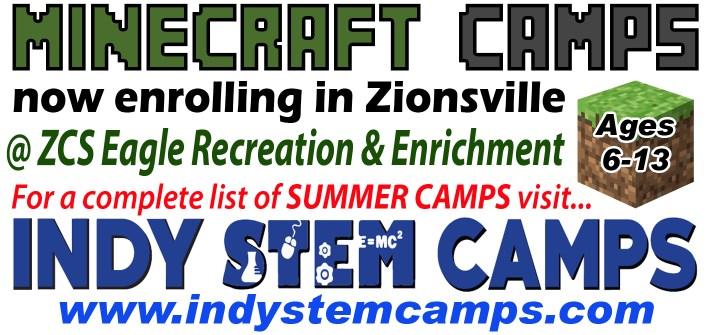 Minecraft Camps