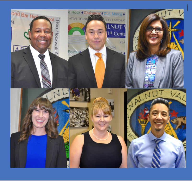 New faces around the district! Featured Photo