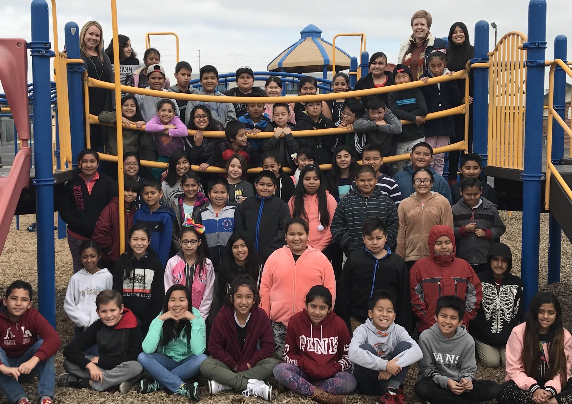 5th grade class of 2016-17