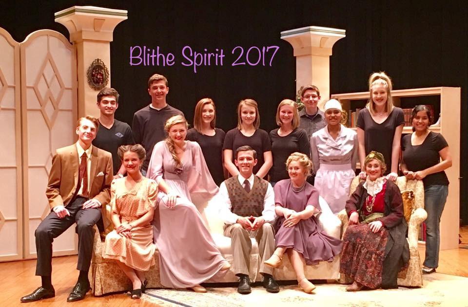 sfBlithe Spirit Cast/Crew OAP 2017