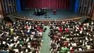 Real Men Sing event at Harvey Auditorium.