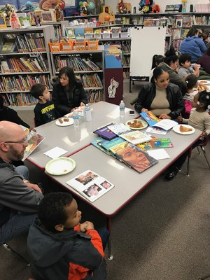 Families in Washington Library