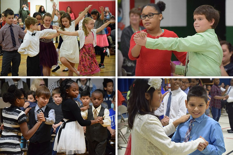 Fifth graders prove they can Dance with Class Thumbnail Image