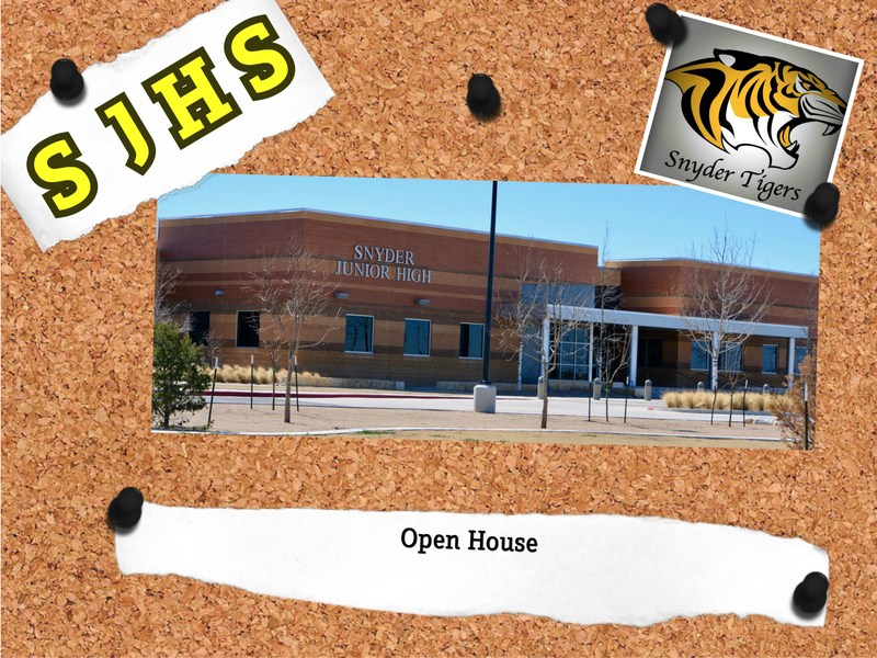 SJHS Open House Scheduled For August Featured Photo