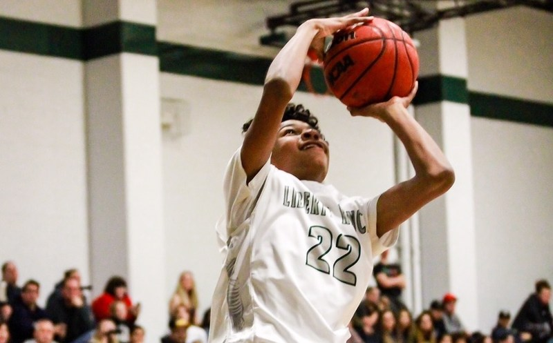 First Playoff Win for Boys Basketball Thumbnail Image