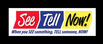 See, Tell, Now! Campaign Thumbnail Image