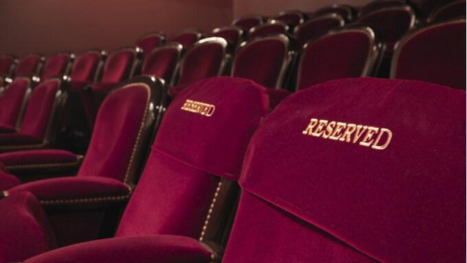 Front Row Seats!!! Thumbnail Image