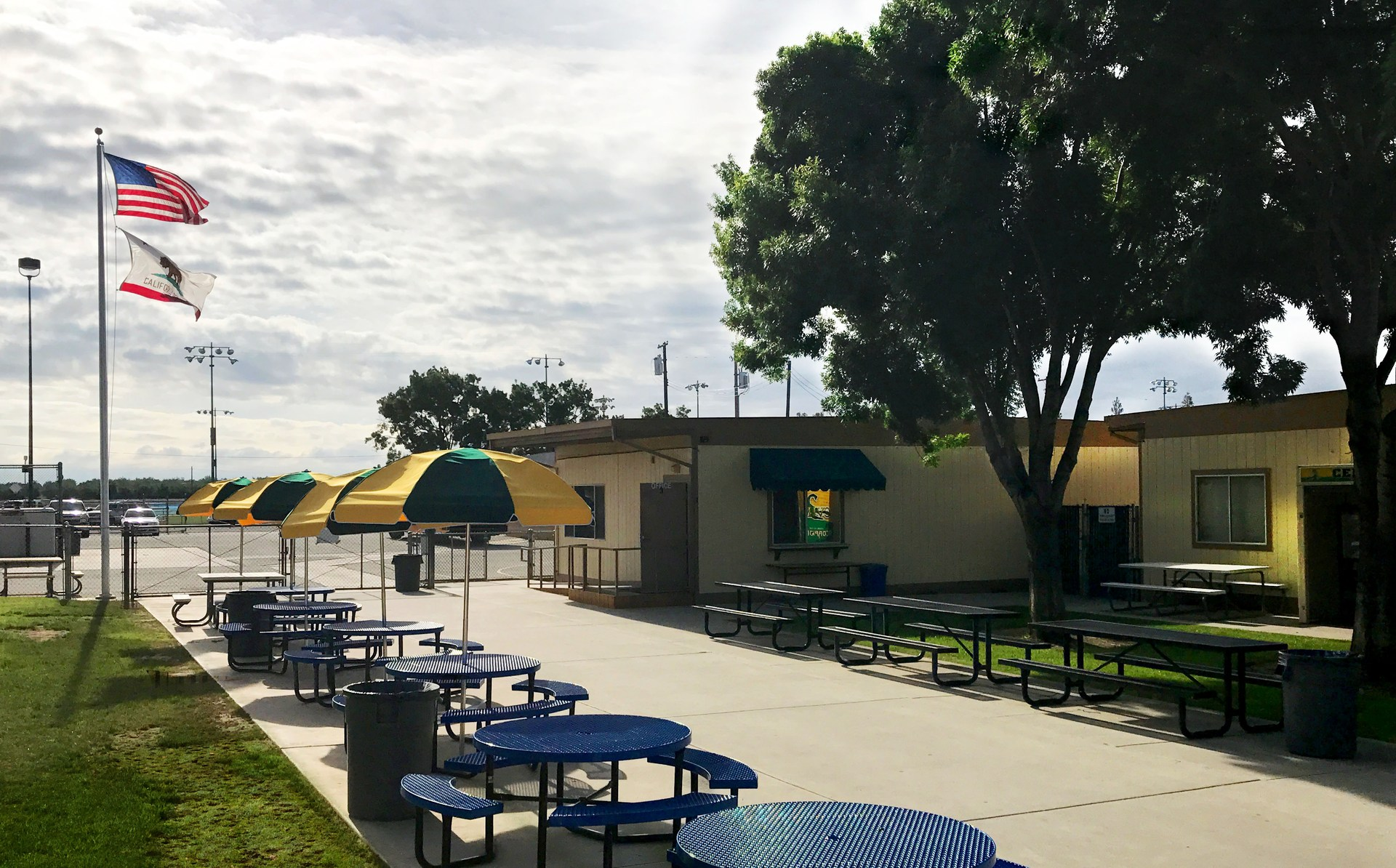 A Photo of Central Valley High School Campus