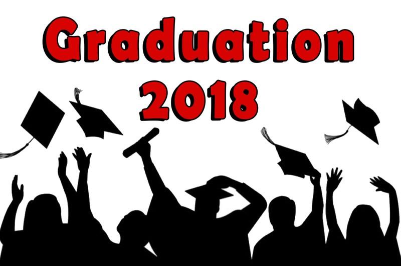 Graduation 2018 Information Thumbnail Image