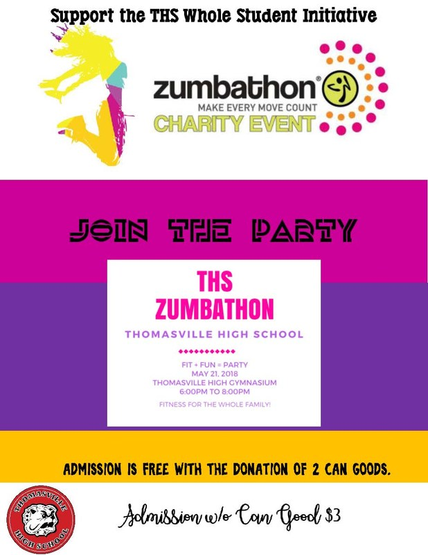 THS Zumbathon Featured Photo