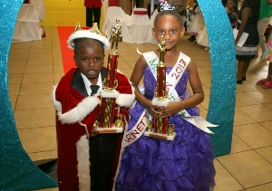 aPreK King Xavier Williams and Queen Joy Cook.jpg