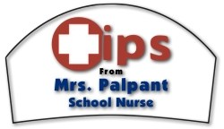 Tips from the nurse logo