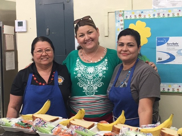 Super Hero Day Celebrates Our BEAUTIFUL Cafeteria Ladies!!  May 5, 2017 Thumbnail Image