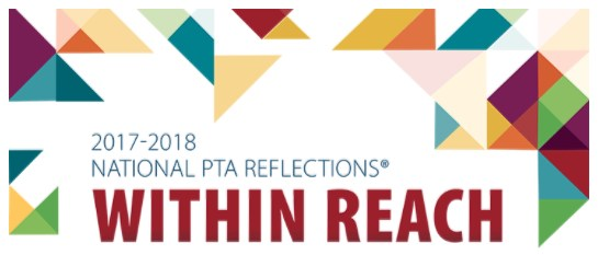 Reflections PTA Arts Logo