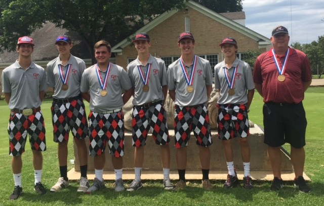 State Golf Results:  3rd place team!!! Thumbnail Image