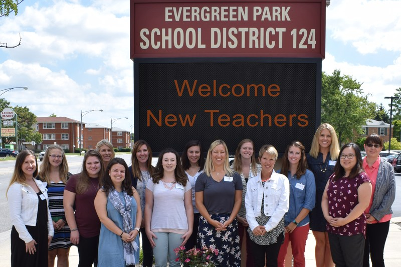 New staff members join the EPSD 124 family Thumbnail Image