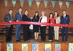 Sequoia Ribbon Cutting