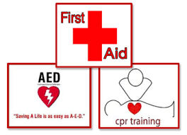 FIRST AID, CPR, AED COURSE AVAILABLE Featured Photo