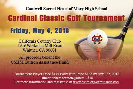 CSHM Cardinal Classic Golf Tournament Thumbnail Image