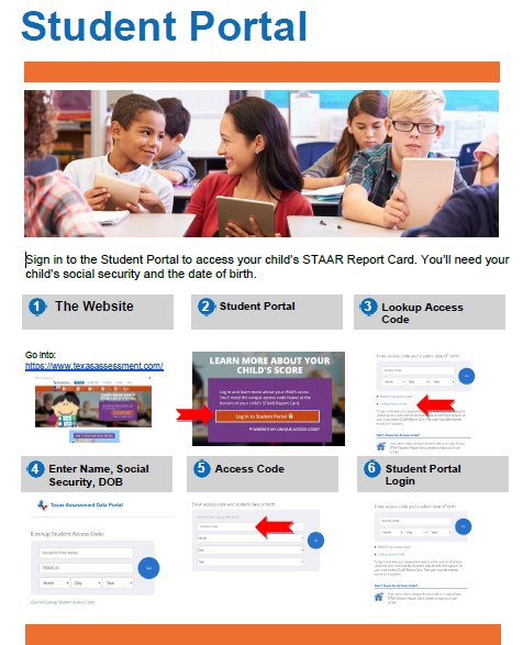 How to Access Texas Assessment Student Portal Thumbnail Image