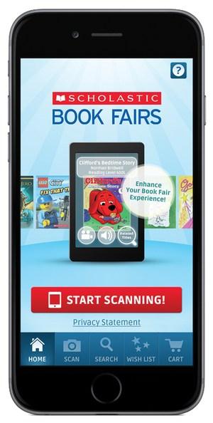 Scholastic Book Fair App