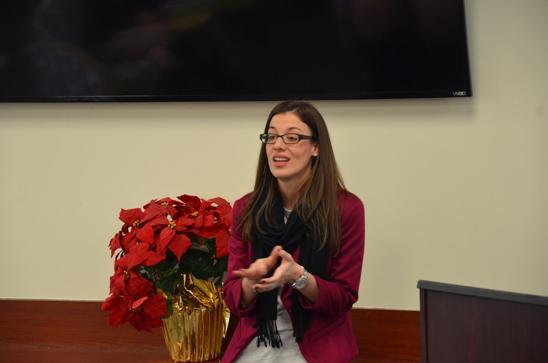 Nikki Lacherza speaks