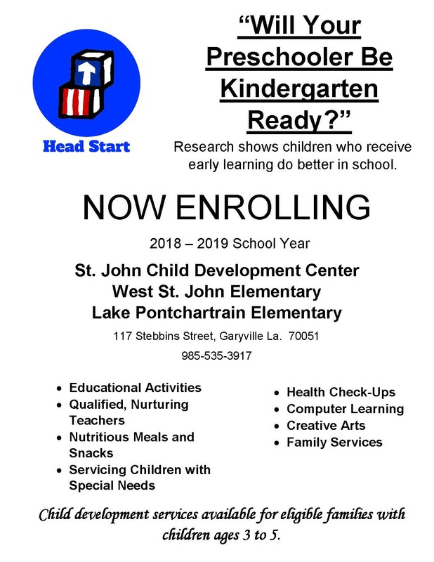NOW ENROLLING: Will Your Preschooler Be Kindergarten Ready? Thumbnail Image