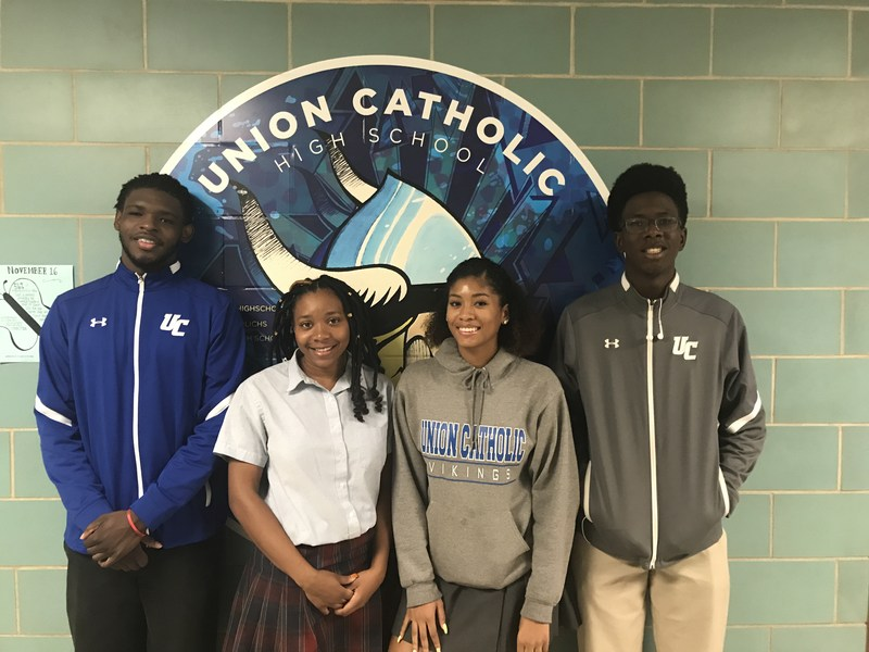 UC's Clark-Washington, Samuels Lee, Surles and Wilson honored as N.J. Rising Scholars Thumbnail Image