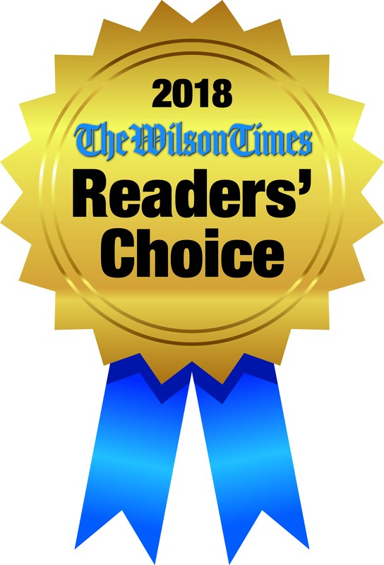 CCS Named Wilson Daily Times Reader's Choice Award Winner Thumbnail Image