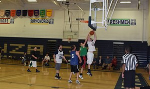 2016 Alumni Basketball Tournament