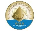 2017 PBIS Gold Implementation Award