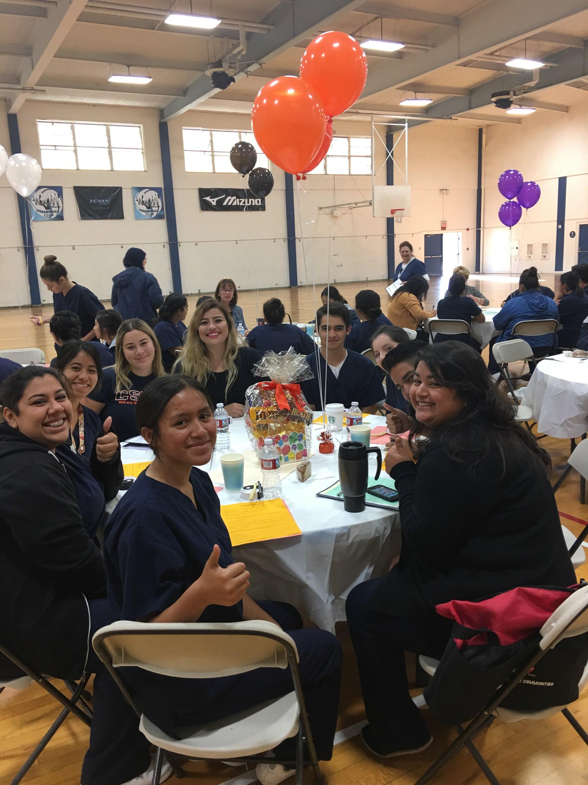 Health Academy Mentor Team