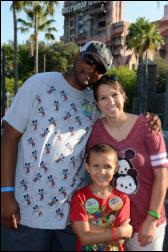 Coach Harris's Family