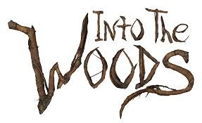 Into the Woods musical logo