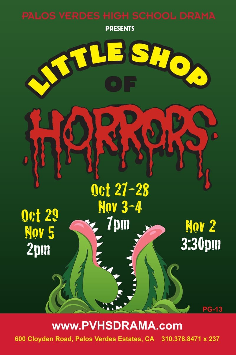 PVHS Drama Presents Little Shop of Horrors Thumbnail Image
