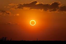 Monday's Solar Eclipse Thumbnail Image