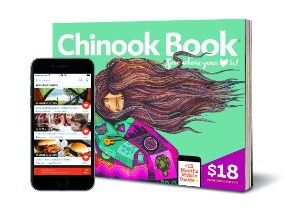 Get your Chinook Book+App today! Thumbnail Image