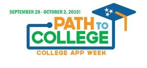 College App Week logo