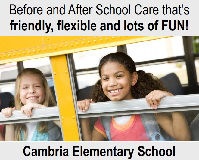 Before and after school care that's friendly, flexible and lots of FUN!