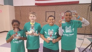 Battle of Books Green Team.jpg