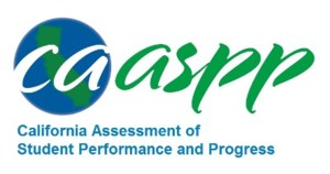 CAASPP California Assessment of Student Performance and Progress logo