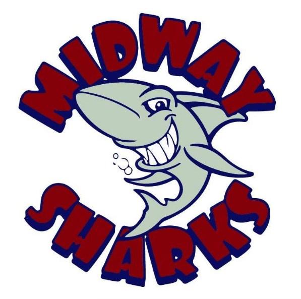 Midway PTO Shark logo