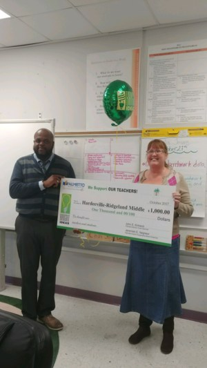 Neal - Bright Ideas Grant Winner