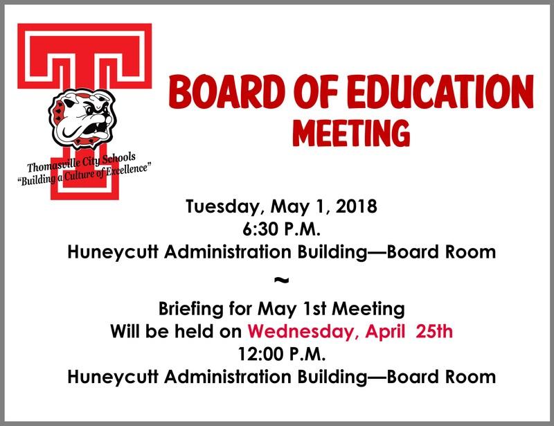 May Board Meeting Image